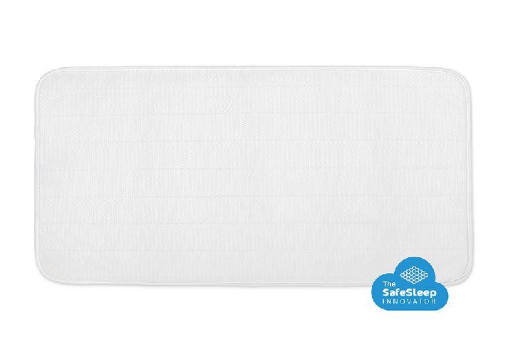 Aerosleep Matrasbeschermer 90x200.Matrasbeschermer 90 X 200cm Sleep Safe Mattress Protector Wit Voor