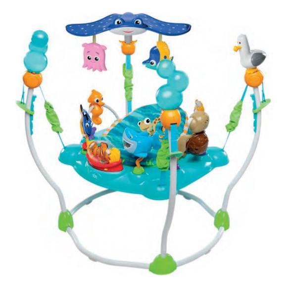 Speeltafel Finding Nemo Sea Of Activities Jumper